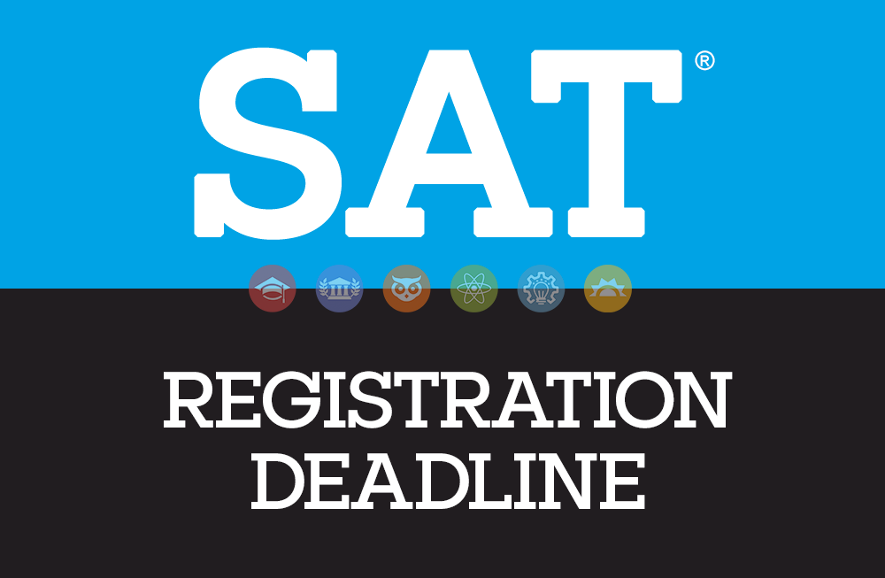 Sat Late Registration